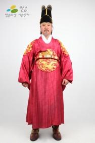 0120.홍룡포(곤룡포)