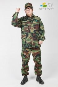 1161.군복(구형)-야상