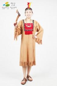 1251.미국-인디언