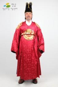 0112.홍룡포(곤룡포)