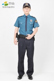 2698.신형경찰복(최신형)
