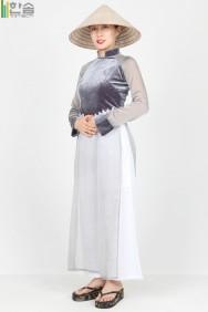 3675.베트남-아오자이(여)