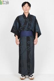 3747.일본-기모노(남)