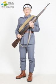2667.(광복군)독립군병사