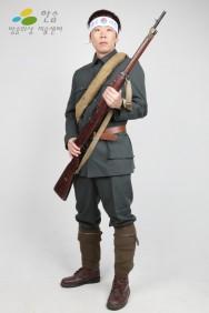 1591.(광복군)독립군병사