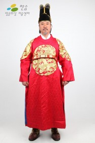 0111.홍룡포(곤룡포)