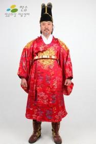0114.홍룡포(곤룡포)
