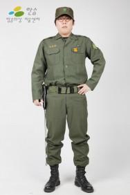 1153.옛날군복(근무복)