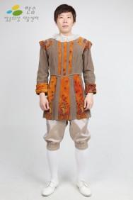 1562.중세의상-남