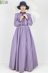 3691.(개화기)드레스-여