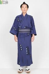 3717.일본-기모노(남)