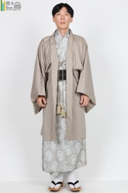 3753.일본-하오리세트(남)