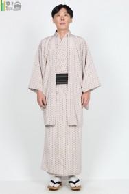 3756.일본-하오리세트(남)