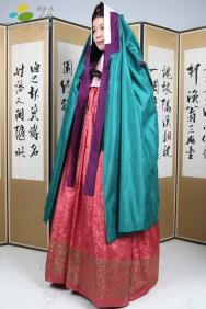 0277.양반-쓰개치마(장옷)